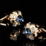 Венецианское золото Запонки